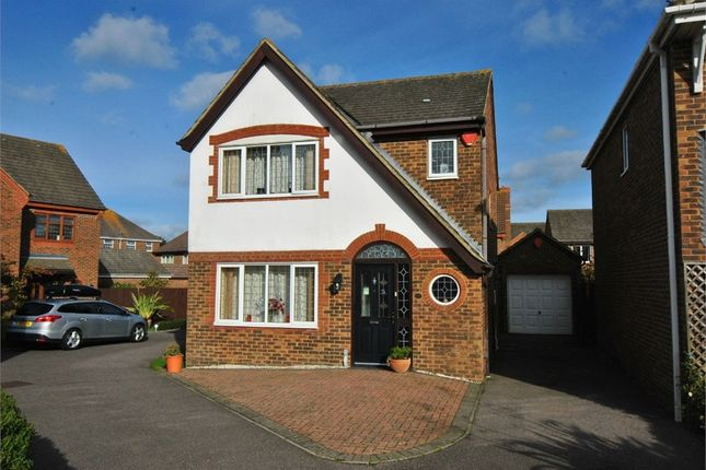 Thumbnail Detached house for sale in Hornbeam Avenue, Bexhill-On-Sea, East Sussex