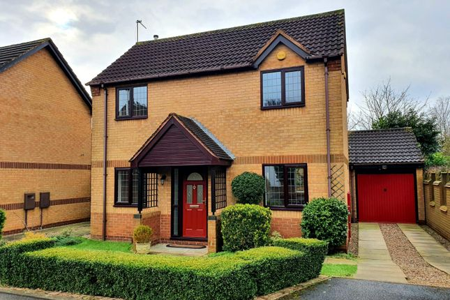 Thumbnail Detached house to rent in Mountford Close, Oakwood, Derby