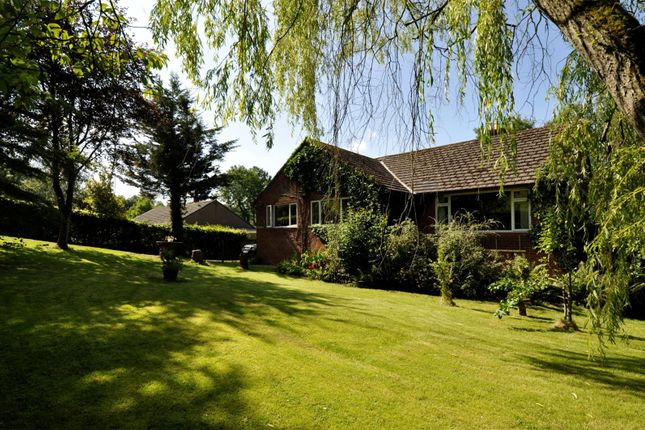 Thumbnail Detached bungalow for sale in Tanglewood, High Bridge, Dalston, Carlisle