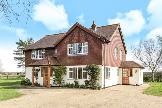 Thumbnail Detached house to rent in Byers Lane, South Godstone, Godstone
