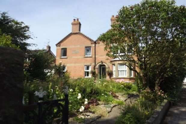 Thumbnail Flat to rent in Church Street, Cropwell Bishop, Nottingham