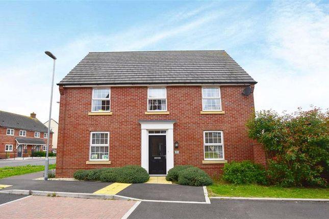 Thumbnail Detached house for sale in Saintbridge Road, Longford, Gloucester