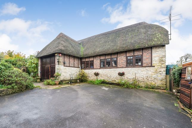 Thumbnail Barn conversion for sale in Barton Close, West Stafford, Dorchester