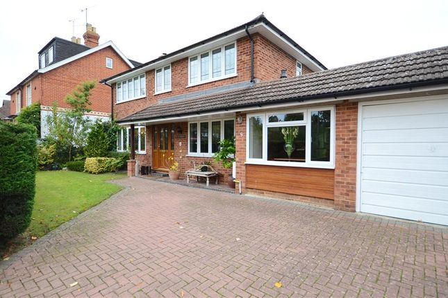 Thumbnail Detached house for sale in Clares Green Road, Spencers Wood, Reading