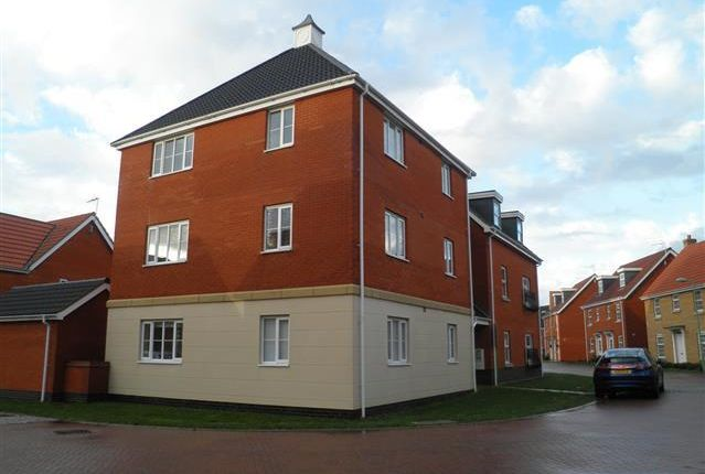 Thumbnail Property to rent in Killick Crescent, Carlton Colville, Lowestoft