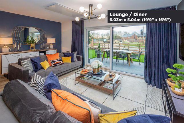 Living Diner of Brook Lane, Collingham, Newark NG23