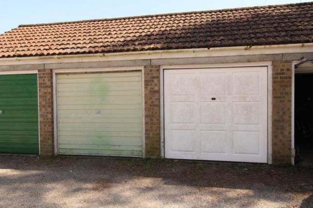 Garage In Block of Canford Heath, Poole, Dorset BH17