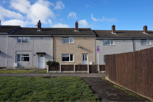 Thumbnail Terraced house for sale in Fir Tree Walk, Moira, Swadlincote