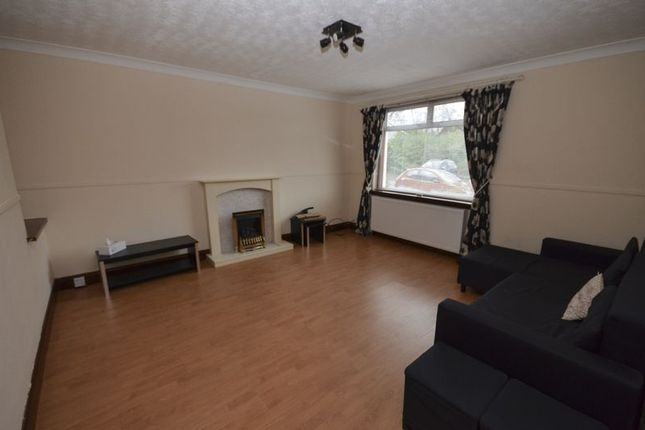 Lounge of Manse Court, Kilsyth, Glasgow G65
