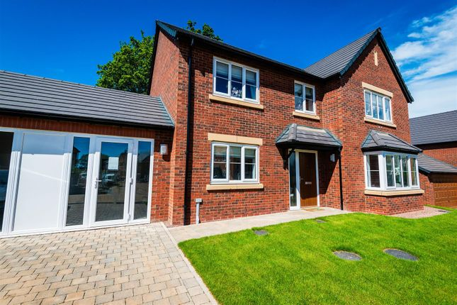 Thumbnail Detached house for sale in Plot 3, Weston Fields, Morda, Oswestry