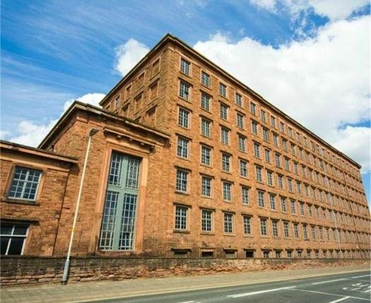 Thumbnail Flat for sale in Shaddon Mill, Shaddongate, Carlisle, Cumbria