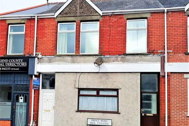 Thumbnail Flat for sale in Prince Road, Kenfig Hill, Bridgend, Mid Glamorgan
