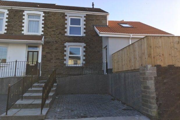Thumbnail Semi-detached house to rent in Peniel Green Road, Llansamlet, Swansea