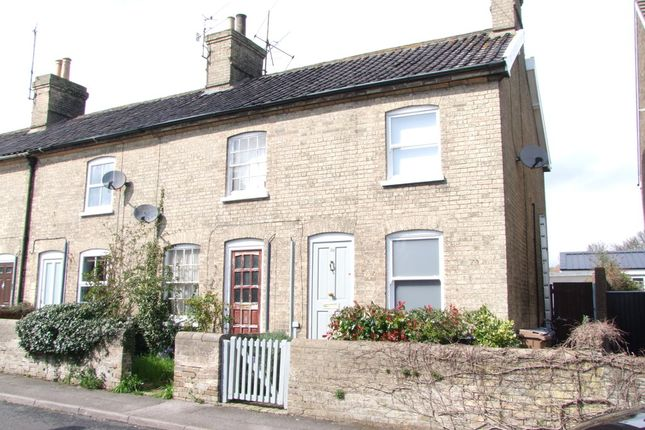 Thumbnail End terrace house to rent in Albion Street, Saxmundham