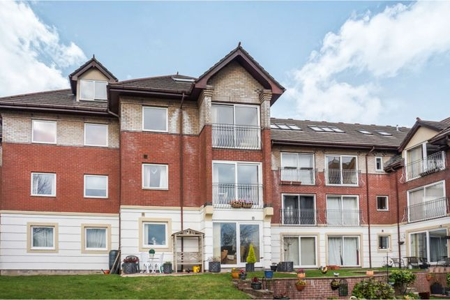 Thumbnail Flat for sale in Pavia Court, Pontypridd
