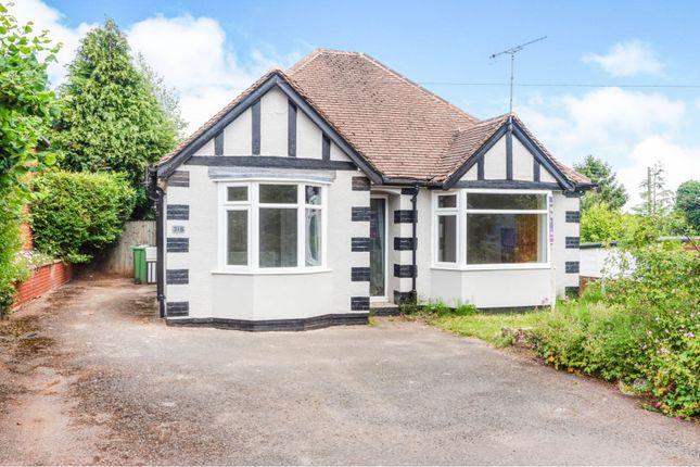Thumbnail Detached bungalow for sale in Stourbridge Road, Bromsgrove