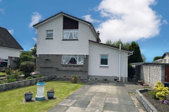 Thumbnail Detached house for sale in Tiree Gardens, Airdrie