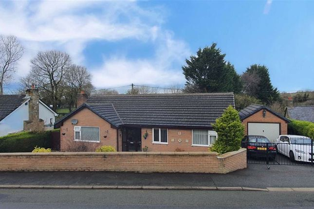 Thumbnail Detached bungalow for sale in Brynford, Flintshire