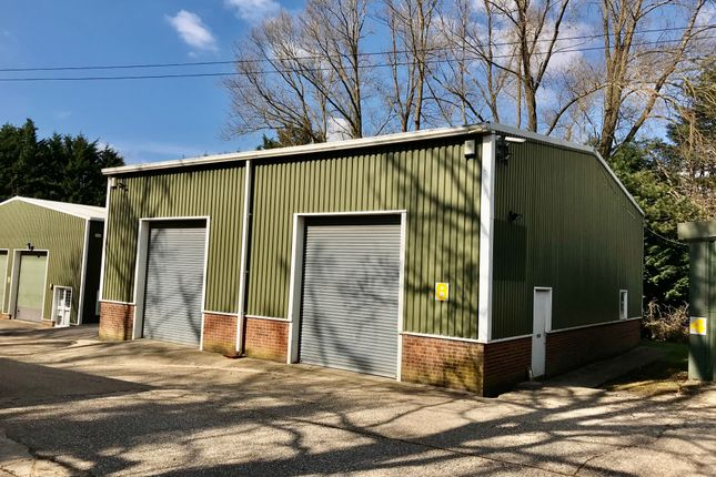 Thumbnail Industrial to let in Unit 8, Optrex Business Park, Hook
