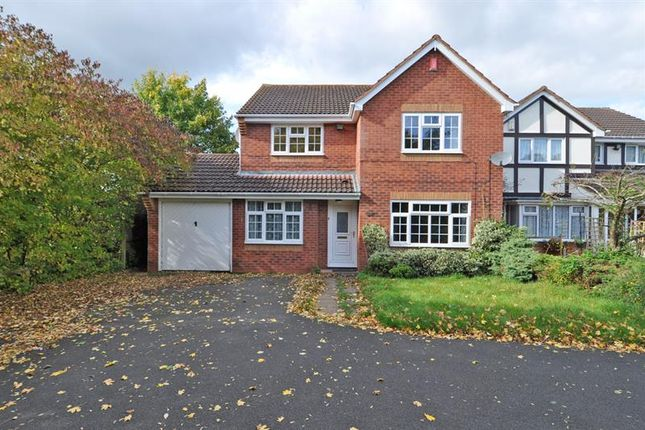 Thumbnail Detached house to rent in Cirencester Close, Bromsgrove
