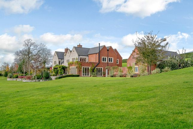 Thumbnail Property for sale in Agnes Meadow Lane, Offcote, Kniveton, Ashbourne
