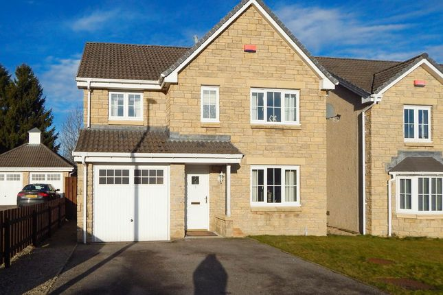 Thumbnail Detached house for sale in Scotsmill Gardens, Blackburn