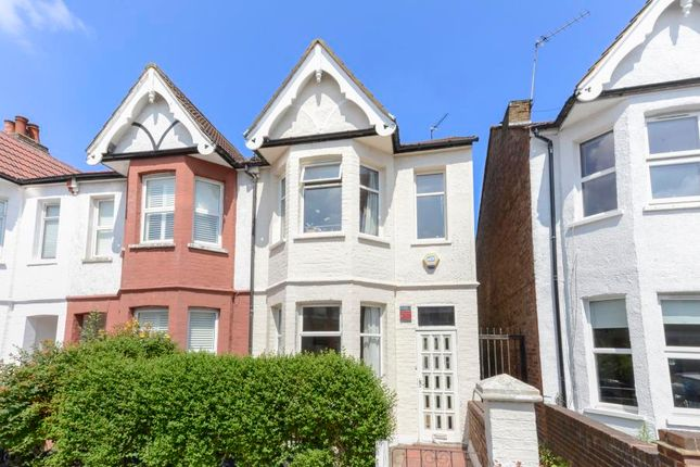 Thumbnail Semi-detached house for sale in Devonshire Road, London
