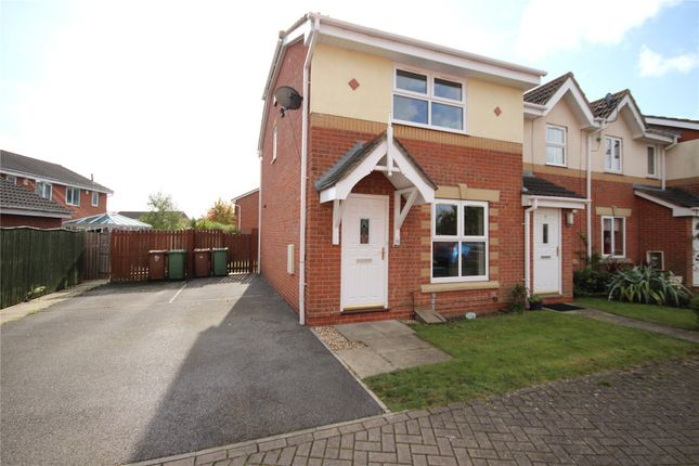 Thumbnail 3 bed end terrace house to rent in Buckingham Grove, Scartho Top