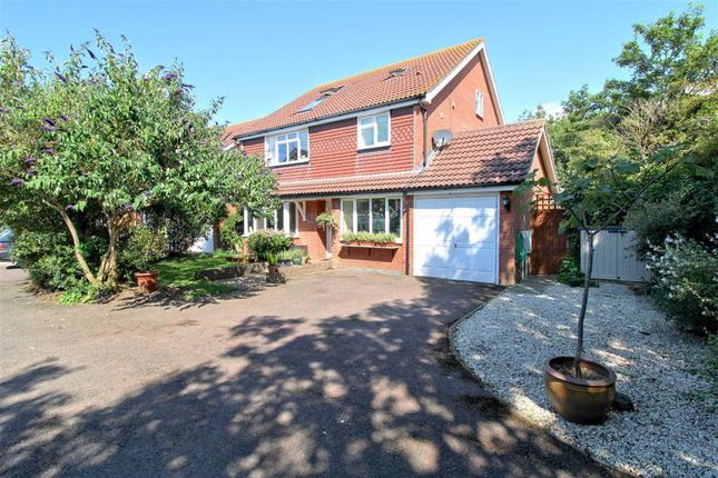 Thumbnail Detached house for sale in Went Hill Park, Seaford, East Sussex