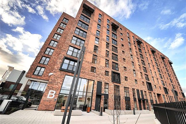 2 bed flat for sale in Wilburn Basin, Salford M5