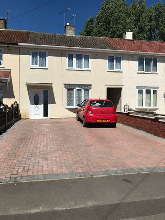 Thumbnail Terraced house to rent in Maple Grove, Conisbrough, Doncaster