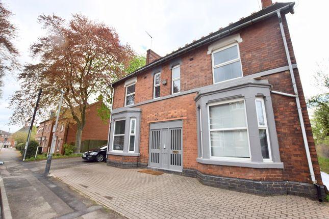 Flat to rent in Apartment 8, King Edward Road, Nuneaton