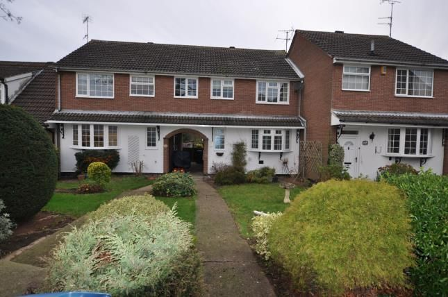 Thumbnail Terraced house for sale in Cherrytree Close, Radcliffe-On-Trent, Nottingham