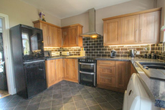 Thumbnail End terrace house for sale in Bolton Road East, New Ferry, Wirral