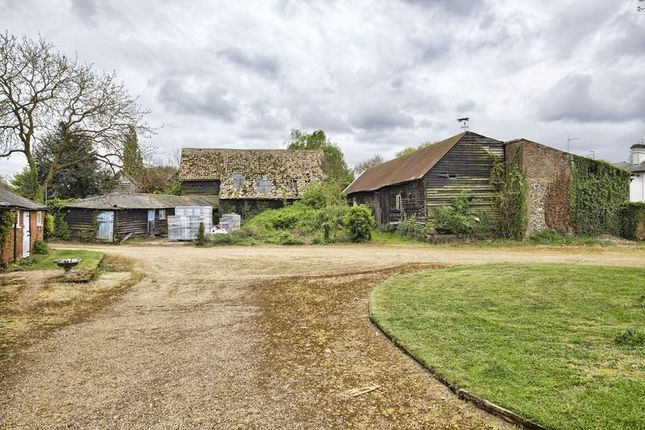 Thumbnail Barn conversion for sale in Widford, Nr Ware, Hertfordshire