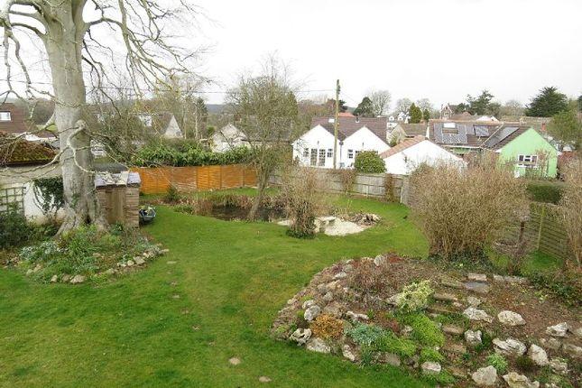Garden of Church Road, Winscombe BS25