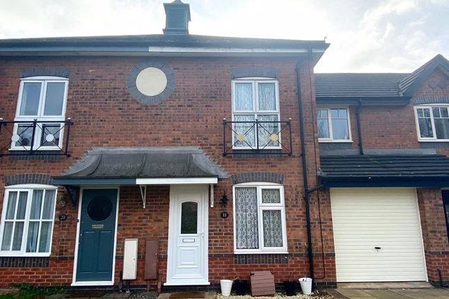 Thumbnail Property to rent in Temple Close, Stretton, Burton-On-Trent