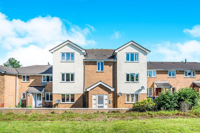 Thumbnail Flat for sale in Marlborough Way, Newdale, Telford