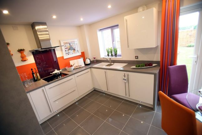 Dining Kitchen of The Landings, Coppull, Chorley, Lancashire PR7