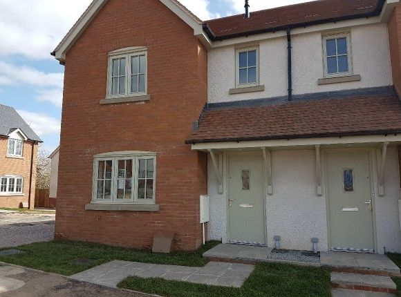 Thumbnail Semi-detached house to rent in England's Field, Bodenham, Hereford