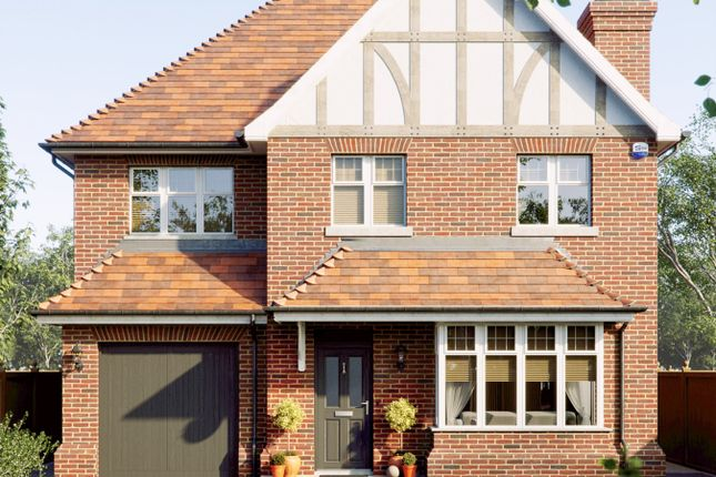 Thumbnail Detached house for sale in Grant Road, Crowthorne