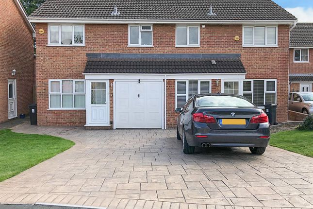 Thumbnail Semi-detached house to rent in Atherston, Warmley, Bristol