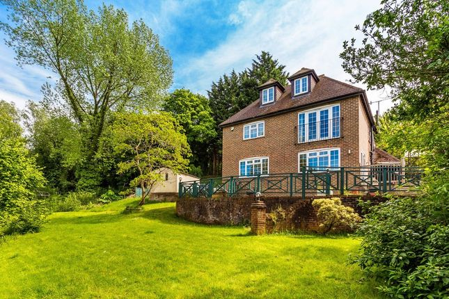 Thumbnail Detached house for sale in Westerham Road, Oxted