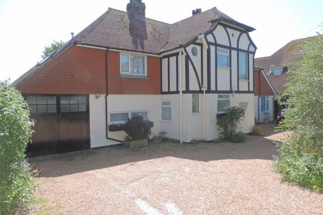 Thumbnail Detached house for sale in Glassenbury Drive, Bexhill On Sea, East Sussex