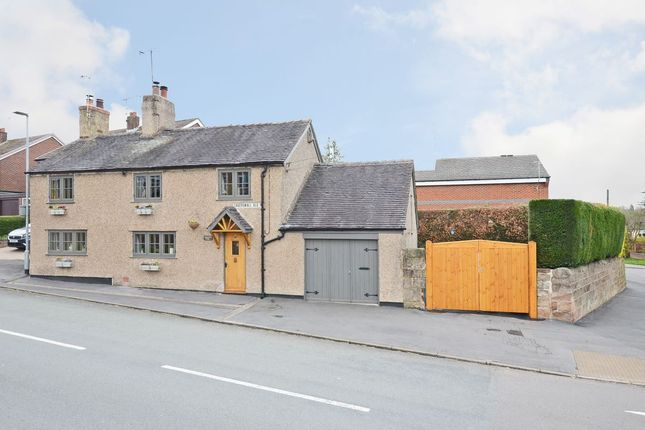 Thumbnail Cottage for sale in Caverswall Old Road, Forsbrook
