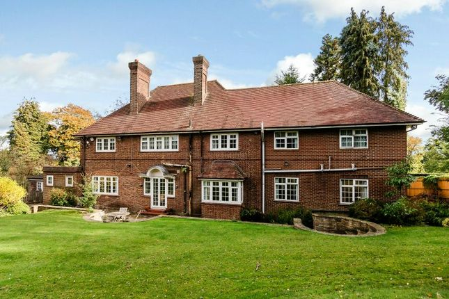 Thumbnail Detached house for sale in Astons Road, Northwood