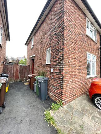 Thumbnail Semi-detached house to rent in Marlborough Road, Dagenham