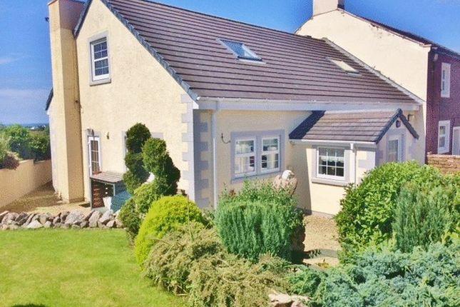 Semi-detached house for sale in Calderbridge, Seascale