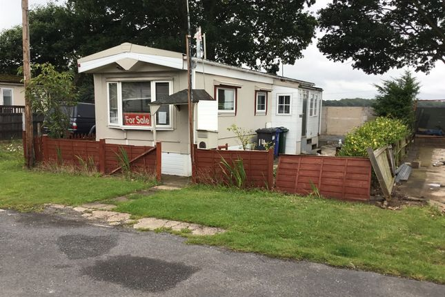 Gurth Avenue Caravan Site, Edenthorpe, Doncaster DN3
