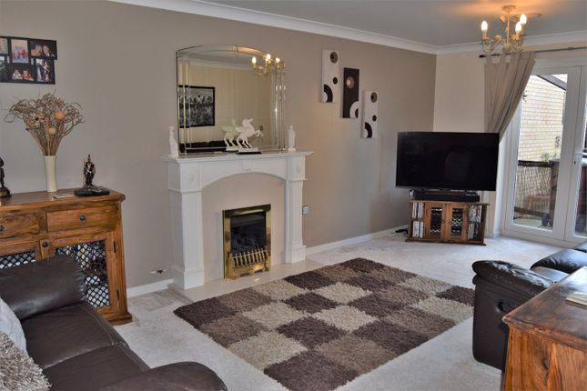 Thumbnail Detached house for sale in Headstock Rise, Rochester